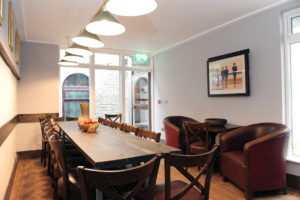 My Dublin Vacation Talbot Coach House Dining for 16
