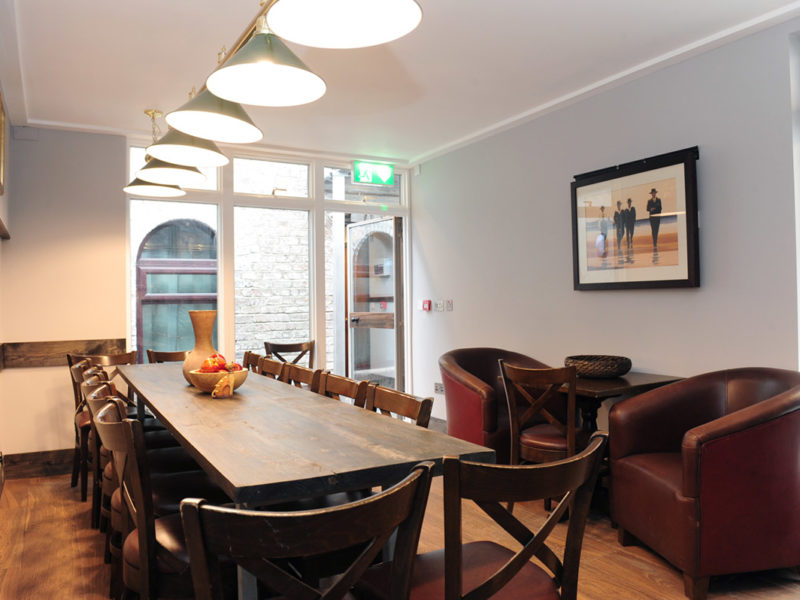 Talbot Coach House Dining Dublin Vacation