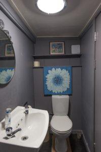 My Dublin Vacation Georgian Loft Bathroom - luxury in the heart of Dublin