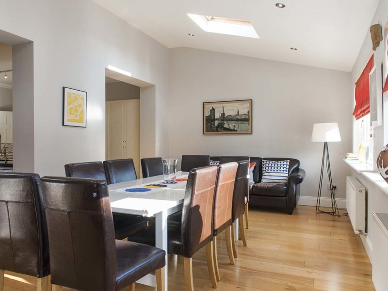 Charming Townhouse Dining