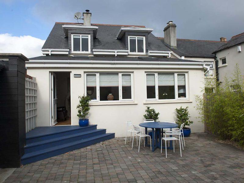 My Dublin Vacation Charming Townhouse Garden Patio