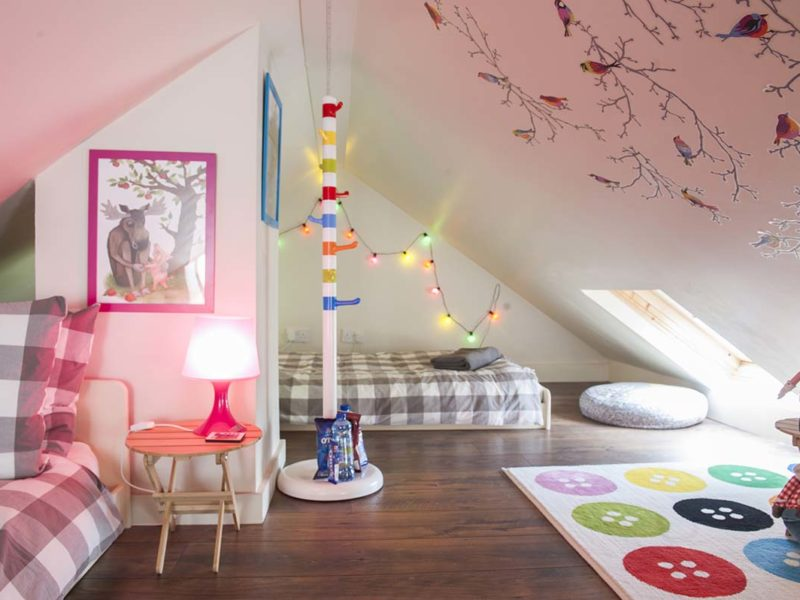 Charming Townhouse Loft for the Children