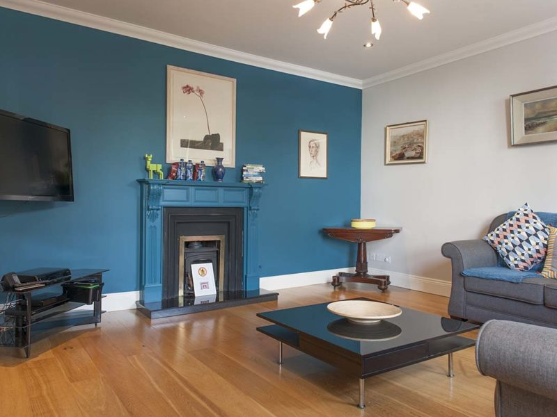 Charming Townhouse Sitting Room