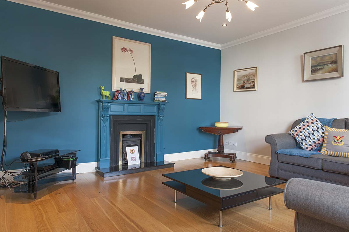 All My Dublin Vacation properties are ready to go with comfort, convenience and a feeling of home away from home. Curl up on the sofa and watch the latest movies on Netflix