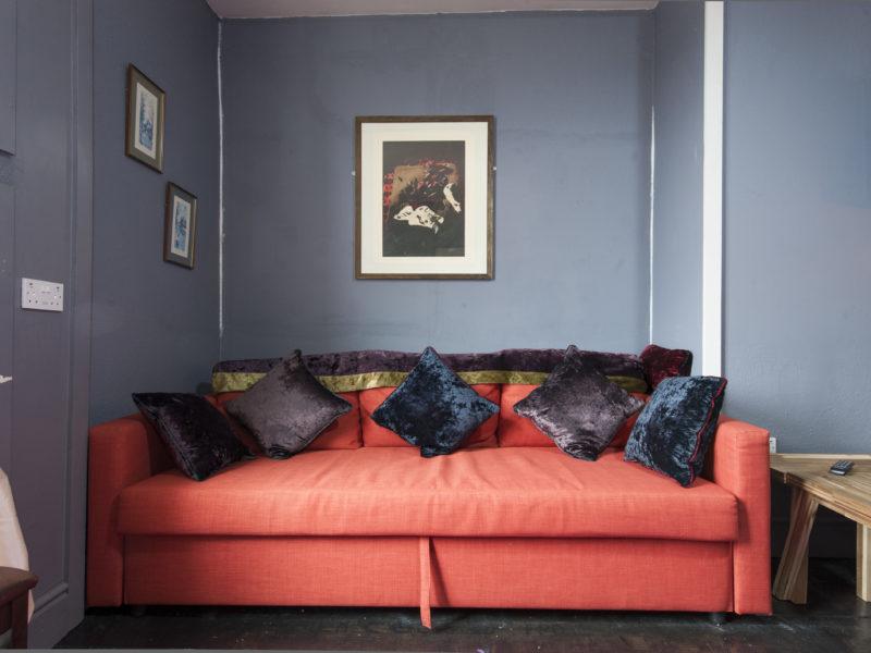 Loft couch portfolio